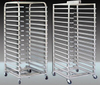 Commercial 304 Stainless Steel Bakery Trolley Bread Baking Cooler Tray Rack Trolley Bread Production Line Equipment Accessories