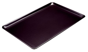Commercial Non-stick Perforated Aluminum Alloy Sheet Pan ( Hole Diameter 3mm) Bread Snack Baking Sheet Bakery Accessories Baking Tools