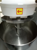 Commercial 240 Liters Spiral Dough Mixer 100KG Flour Kneading Machine Snack Baking Machine Bakery Equipment Bread Toast Baguette Maker Food Mixers