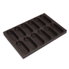 Non-stick Long Bread Mold Baking Tray Prices Bakery Tools Bakeware Sheet Bakery Accessories Hot Dog Bread Baking Pan