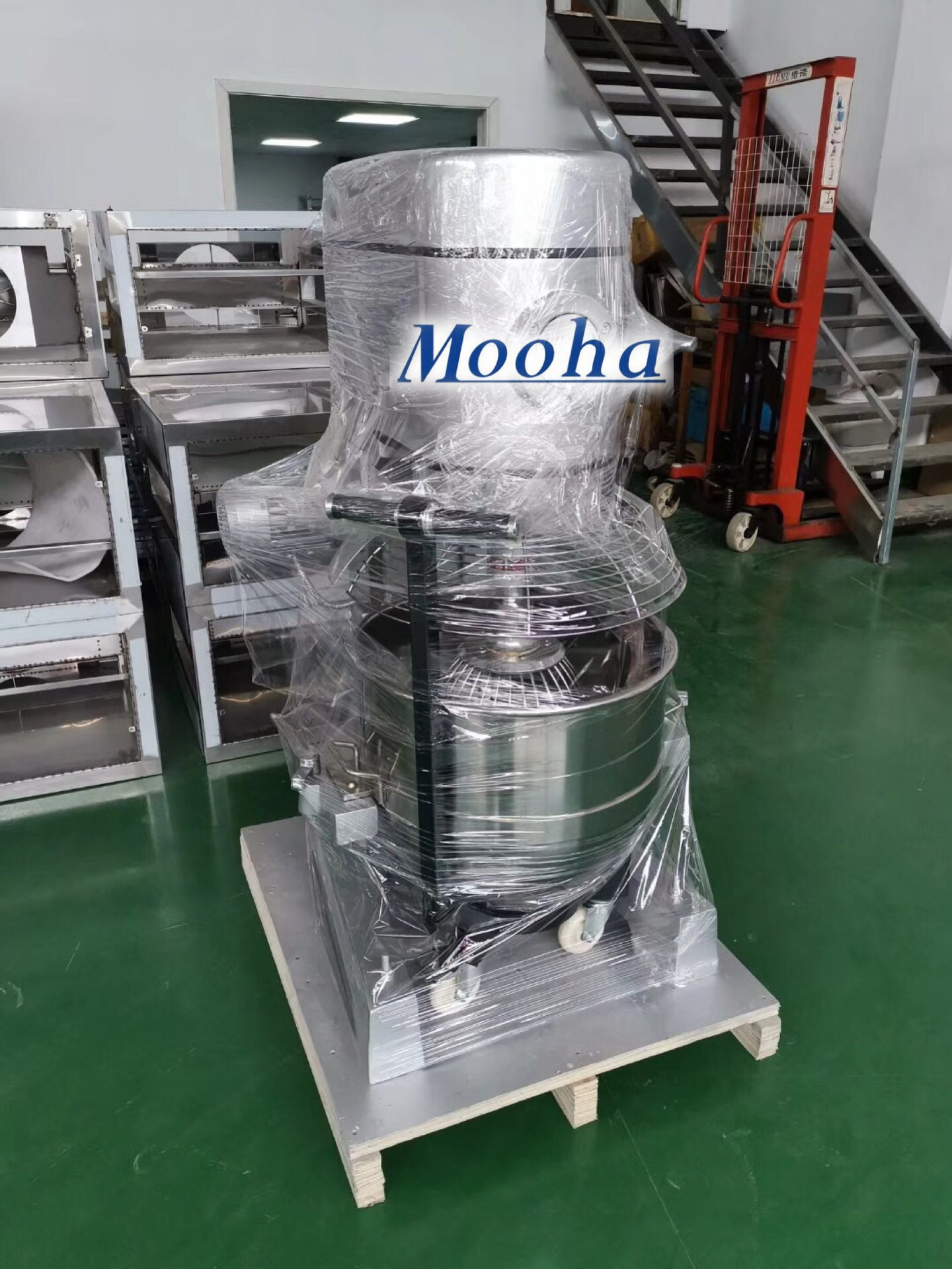 Commercial 30 Liters Planetary Mixer 3-6 KG powder Kneading Cake Biscuits Cookies Cream Egg Butter Mixing Bakery Machine