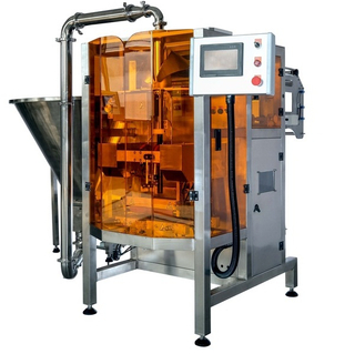 Automatic big salad ketchup oil jam sauce paste grease liquid bag packaging machine