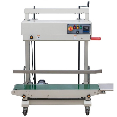 FR-1100V Vertical band sealer for PE bag sealing machine